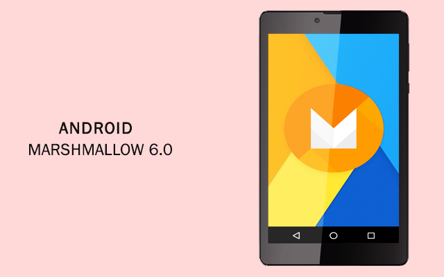 iZOTRON Mipad 07 Android Marshmallow
