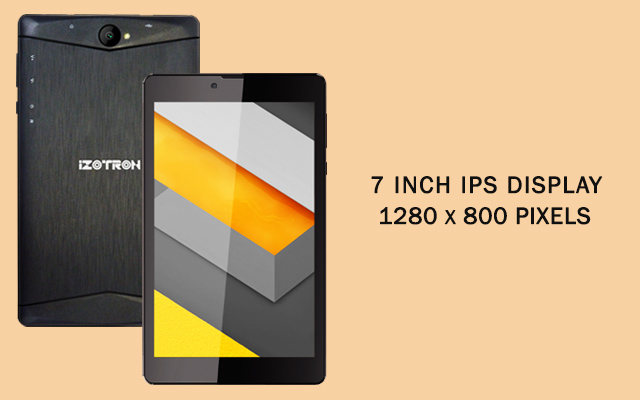 iZOTRON Mipad 7 Inch IPS Screen